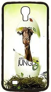 Giraffe African Animal Hard Case for Samsung Galaxy Mega 6.3 I9200 I9205 ( Sugar Skull )