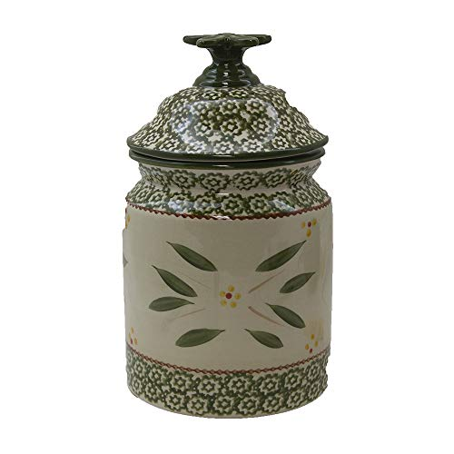 temp-tations Old World Cookie Jar, Confetti
