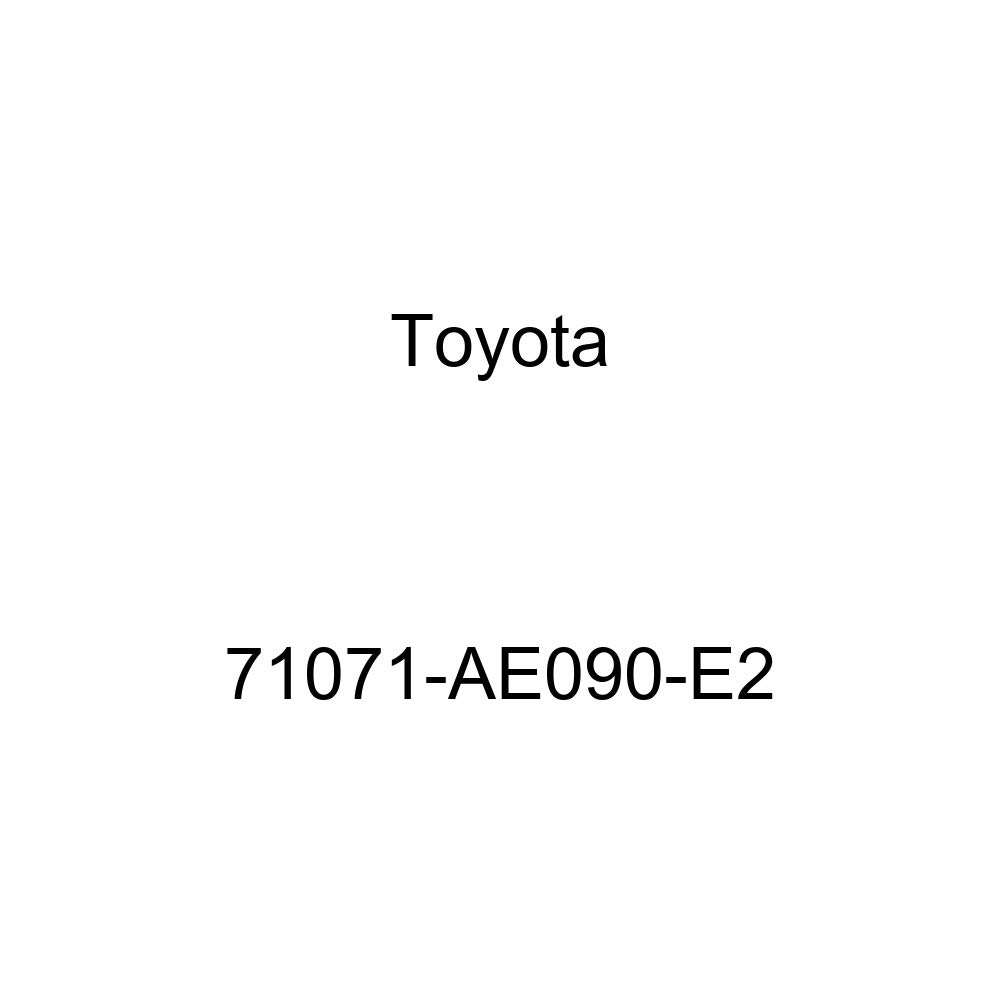 TOYOTA Genuine 71071-AE090-E2 Seat Cushion Cover