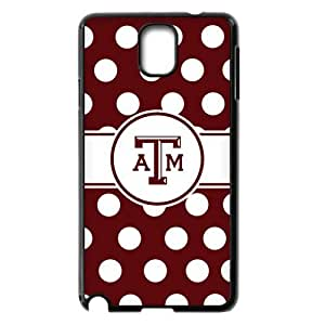 Custom Fashion SamSung Galaxy Note 3 case cover for NCAA Texas A&M Aggies, NCAA Texas A&M Aggies Logo SamSung Galaxy Note 3 case NCAA phone case