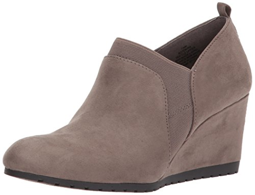 Bandolino Women's 7Zimra Ankle Boot, Flint, 7 M US