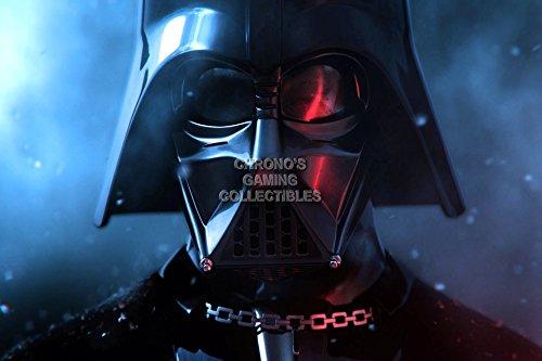 CGC Huge Poster - Star Wars Battlefront Darth Vader - Ps4 Xbox One