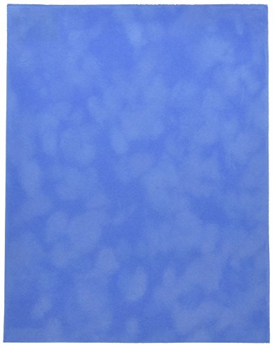 Sew Easy Industries 12-Sheet Velvet Paper, 8.5 by 11-Inch, Bay by Sew Easy Industries