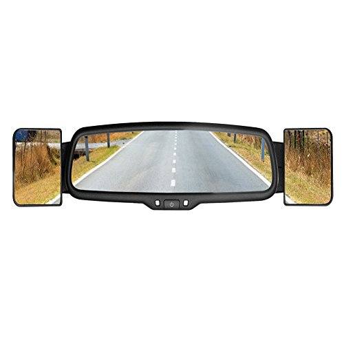 Extendable Blind Spot Rearview Mirrors