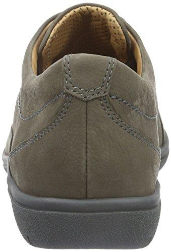 Ganter para Mujer G Gris Derby 6100 Zapatos Asphalt Weite Gill BwgB1nFZ