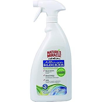 Amazon Com Adms Anti Allergen Spray 32 Oz Home Amp Kitchen