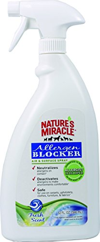 Nature's Miracle Allergen Blocker Air and Surface Spray 32 fl. oz. (NM-5438)