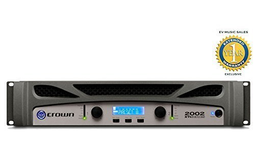 Crown XTi2002 Two-channel, 800W at 4Ω Power Amplifier by Crown