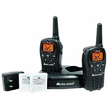 Midland LXT500VP3 Radio de 2 Vías con Kit de Recarga 24 Millas