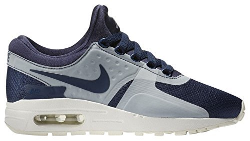 Nike Youth Boys AIR MAX Zero Essential Cross-Trainer Sneakers Midnight Navy (4.5 Y)