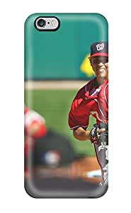 washington nationals MLB Sports & Colleges best iPhone 6 Plus cases