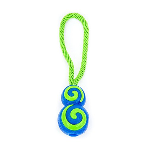 (Penn Plax FT48 Dog Toy with Rope)