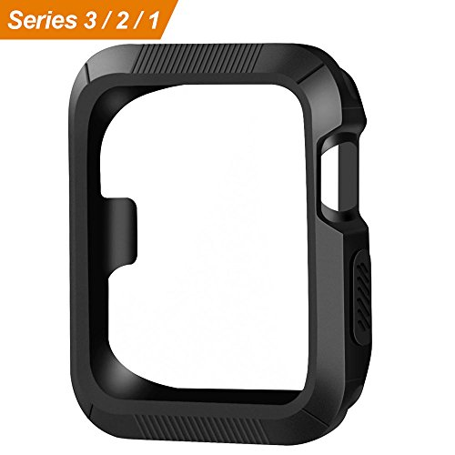 OULUOQI Shock proof Shatter resistant Protector iWatch