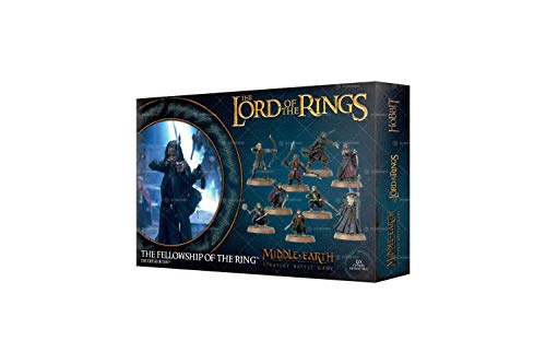 Middle Earth SBG: Fellowship of The Ring (Lord Of Rings Games Workshop)