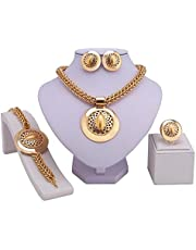 Gold plated accessories 48