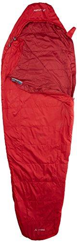 VAUDE Sioux 100 Syn - Saco de Dormir de Relleno sintético Muy Ligero - Saco de Dormir Perfecto para la Temporada de Veran