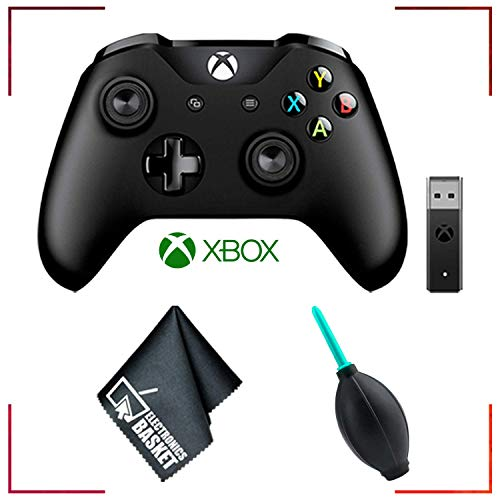 Microsoft Xbox Wireless Controller + Adapter for