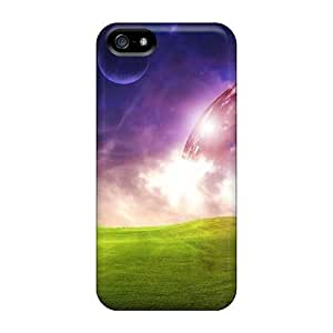 Anti-scratch And Shatterproof Nature Dreamy World Screensavers Phone Cases For Iphone 5/5s/ High Quality Cases