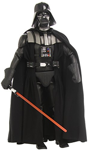 Darth Vader Star Wars VI Return of the Jedi Sixth Scale Deluxe Sideshow Figure (Deluxe Darth Helmet Vader)
