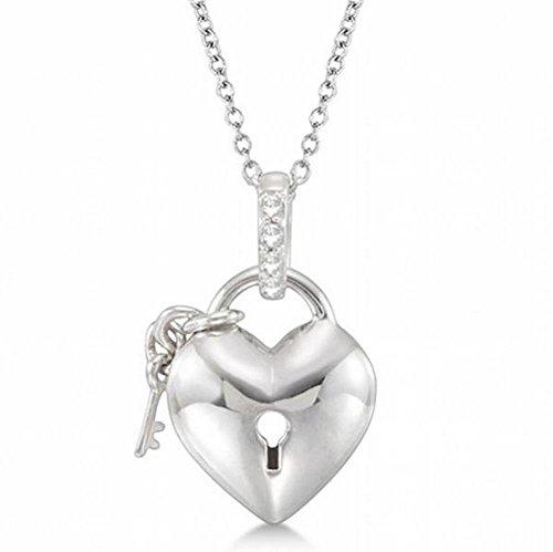 0.05 Ct Diamond Key - 9