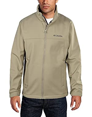 Men's Mt. Village Soft Shell Jacket, Camel, 2XT/2TL