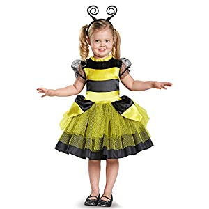 Toddler Bee Costumes Bumble Bee Costume For Girls Funtober