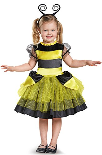 Lil' Bumblebee Costume, One Color, Small/2T]()