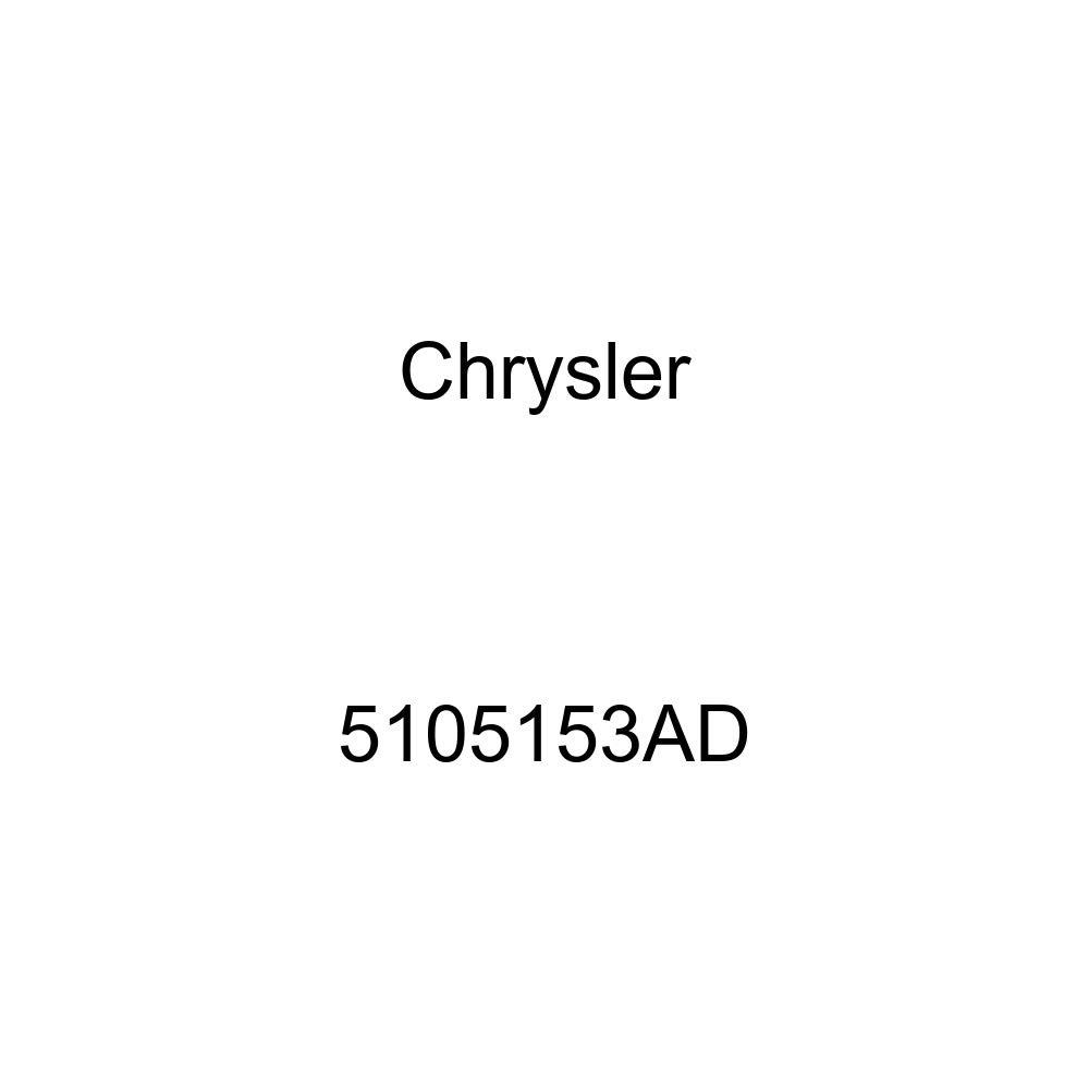 Genuine Chrysler 5105153AD Fuel//Vacuum Supply Hose