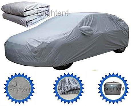 Forro de algod/ón Resistente a los ara/ñazos Stariso Car Covers SCC2P Funda Impermeable para Coche de 2 Capas