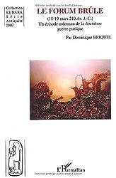 Le Forum brûle (18-19 mars 210 av. : J.-C.). Un épisode méconnu de la deuxième guerre punique
