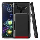 LG V50 ThinQ Case, VRS Design Slim Hybrid Premium