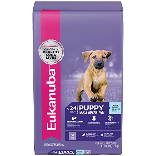Eukanuba Puppy Dry Dog Food Chicken – Large Breed