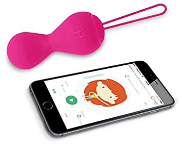 Gballs2 App Personal Sex Fitness Coach with App - Vibrating Kegel Exercises  Training Kit - Adult Sex Toys for
