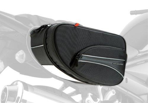 Nelson Rigg CL-890 Mini Expandable Sport Motorcycle Saddlebags by (Nelson Rigg Sport Mini)
