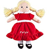 Personalized Birthstone Little Sister Doll - January