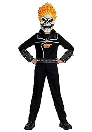 Marvel Universe Ghostrider Boys Costume
