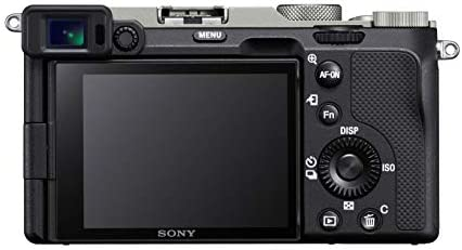 41rVwA2vAyL. AC  - Sony Alpha 7C Full-Frame Compact Mirrorless Camera Kit - Silver (ILCE7CL/S)