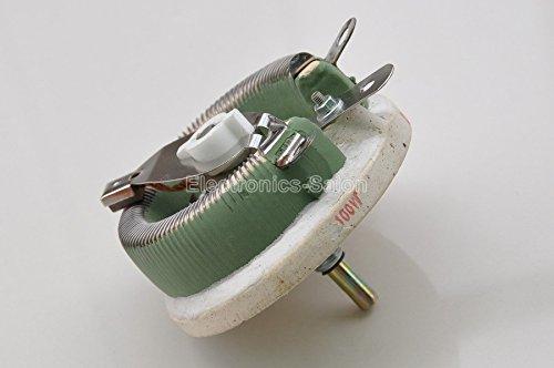 Electronics-Salon 100W 50 OHM High Power Wirewound Potentiometer, Rheostat, Variable Resistor. by Electronics-Salon (Image #4)
