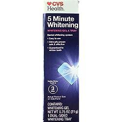 CVS 5 Minute Whitening
