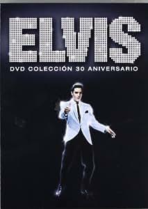 Pack Elvis Presley (1-2-3) [DVD]