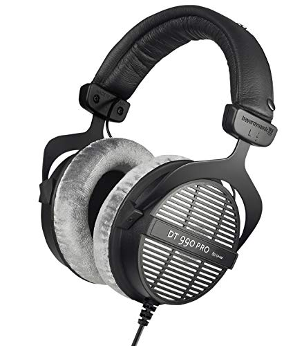 Beyerdynamic DT 990 PRO open Studio Wired Over-Ear Headphones