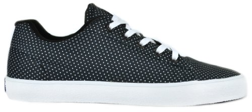 Supra Assault Mens Fashion Sneakers Noir À Pois En Nylon S02043