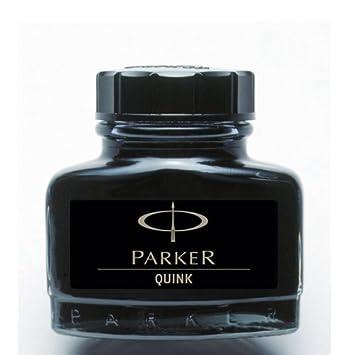 PARKER Tintenpatrone Quink Blau Permanent