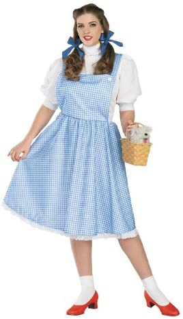 Blue//White Gingham Dorothy Petticoat Skirt Made to Measure