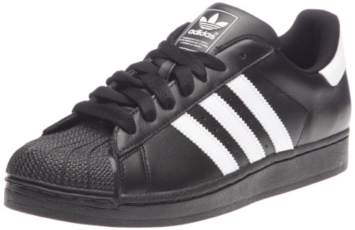 Adidas noir Noir noir Mode Ii Originals Superstar Baskets blanc Homme wRnqpwUgr