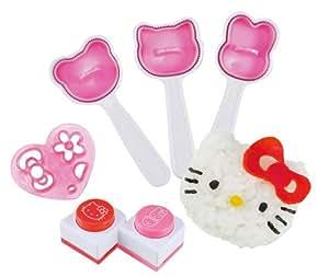 Hello Kitty Rice Ball Molds