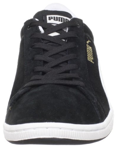 Puma Womens Supersuede Sneaker Noir-blanc