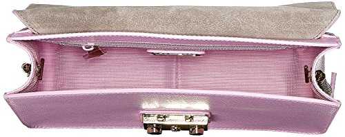 Glicine Shoulder Bag Borsa FURLA Metropolis Viola Donna S D wUvUPq0