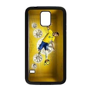 Sports neymar Samsung Galaxy S5 Cell Phone Case Black Custom Made pp7gy_3419050
