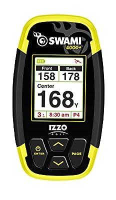 IZZO Golf Swami 4000+ Golf GPS